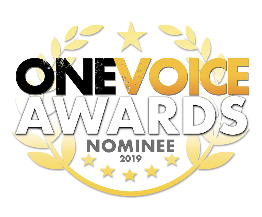 one voice awards nomination